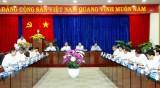 Hội nghị Ban Chấp hành Đảng bộ tỉnh