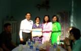 Vietcombank Bình Dương:  Trao 6 căn nhà đại đoàn kết nhân dịp năm mới