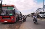 Bát nháo… xe khách
