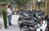 Công an thị trấn Phước Vĩnh, huyện Phú Giáo: Tăng cường tuần tra, bảo đảm an ninh trật tự