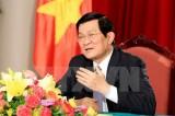 Chủ tịch nước: Phát huy sức mạnh toàn dân, bảo vệ lợi ích quốc gia