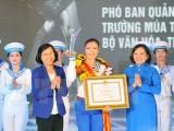 Thành phố Hồ Chí Minh tuyên dương 6 công dân trẻ tiêu biểu 2014