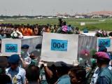 Tập trung tìm kiếm thân máy bay và hộp đen của QZ8501