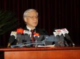 Toàn văn phát biểu của Tổng Bí thư khai mạc Hội nghị TW 10