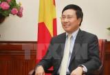 Việt Nam hoan nghênh mọi sáng kiến duy trì hòa bình ở Biển Đông
