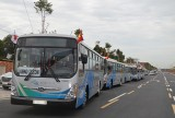 Ngày đầu áp dụng vé tháng cho hành khách đi xe buýt Becamex Tokyu: Diễn ra bình thường