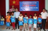 Khai giảng lớp học tình thương dành cho học sinh nghèo