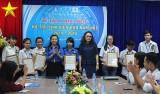 Chị Nguyễn Phạm Duy Trang, Chủ tịch Hội Sinh viên tỉnh: Đổi mới cách thức tiếp cận, nắm bắt tình hình tư tưởng sinh viên