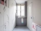 Bố trí căn hộ khép kín 8 m2