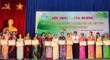 Hội Liên hiệp phụ nữ tỉnh: Nhiều mô hình xây dựng, quản lý quỹ hội hiệu quả