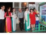 Trung tâm Văn hóa - Điện ảnh tỉnh: Hoạt động triển lãm thu hút đông người xem