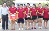 Bế mạc giải bóng chuyền truyền thống sinh viên trường đại học Bình Dương