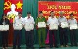 Phú Giáo: Tồng kết công tác dân vận và tình hình thực hiện quy chế dân chủ năm 2014