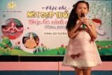 """Hội thi """"Nét đẹp tuổi thơ-Búp bê xinh ngoan"""" tỉnh Bình Dương năm 2015"""