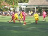 Khai mạc Giải bóng đá các điểm năng khiếu cơ sở tỉnh Bình Dương