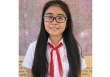 Học sinh Lê Yến Trinh: Nhà sử học nhỏ tuổi mê học các môn tự nhiên