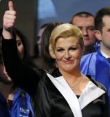 Croatia lần đầu tiên có nữ Tổng thống