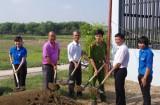 Đoàn Thanh Niên Cảnh sát PC&CC: Khởi công xây dựng Nhà Nhân Ái tại phường Thái Hòa – Tân Uyên