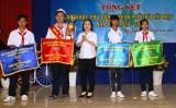 TP. Thủ Dầu Một:  Tổng kết Hội khỏe Phù Đổng  năm học 2014-2015