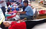 TP.Thủ Dầu Một: Hơn 200 người tham gia hiến máu tinh nguyện