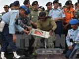 Hải quân Singapore phát hiện được phần thân của máy bay QZ8501