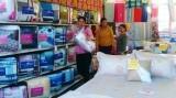 Bế mạc phiên chợ đưa hàng Việt về nông thôn