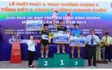 Giải đua xe đạp truyền hình Bình Dương  lần II-2015: Sẽ mở rộng lộ trình thi đấu ra các địa phương trong tỉnh