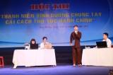 """Hội thi """"Thanh niên Bình Dương chung tay cải cách thủ tục hành chính"""""""
