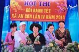 Hội Liên hiệp phụ nữ xã An Sơn, TX.Thuận An: Thường xuyên học và làm theo Bác