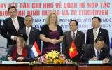 Ký kết Hợp tác hữu nghị giữa tỉnh Bình Dương và thành phố Eindhoven - Hà Lan