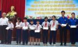 Hội Chữ thập đỏ huyện Dầu Tiếng: Trên 3 tỉ đồng thực hiện công tác xã hội