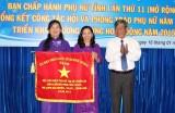 Hội Liên hiệp phụ nữ tỉnh: Chú trọng nâng cao chất lượng tổ chức hội cơ sở