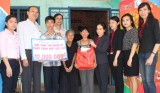 Quỹ Bảo trợ trẻ em tỉnh: Hỗ trợ dài hạn cho 2 học sinh nghèo, học giỏi