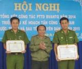 Công an TX.Thuận An: Ra quân tấn công tội phạm trước Tết Nguyên đán