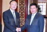 Việt Nam luôn coi trọng quan hệ, hợp tác bình đẳng với Trung Quốc