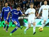 Đè bẹp Swansea 5 - 0, Chelsea giữ vững ngôi đầu