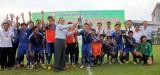Kết thúc giải bóng đá sinh viên tỉnh Bình Dương 2014: Đại học Thủ Dầu Một vô địch
