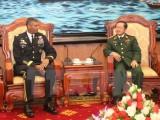 Tư lệnh Lục quân Thái Bình Dương Hoa Kỳ thăm Việt Nam