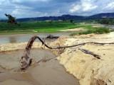 Người dân phản đối dự án khai thác cát trên sông Cổ Chiên