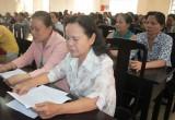 Hơn 300 phụ huynh tham dự buổi nói chuyện chuyên đề phòng tránh thương tích trẻ em