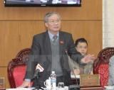 UBTVQH tập trung cho ý kiến về 3 nội dung lớn của dự thảo Luật