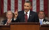 Tổng thống Mỹ Barack Obama đọc Thông điệp liên bang 2015