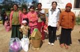 Hội Chữ thập đỏ tỉnh: Mang mùa xuân đến với người nghèo