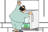 Cô gái đẹp trong tủ lạnh