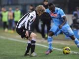 Cúp Quốc gia Ý, Napoli-Udinese: Chủ nhà khát khao chiến thắng