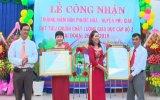 Trường mầm non Phước Hòa (huyện Phú Giáo): Đạt tiêu chuẩn chất lượng giáo dục cấp độ 2 giai đoạn 2014-2019