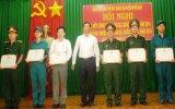 Phú Giáo: Tổng kết công tác quân sự - quốc phòng năm 2014
