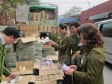 Bộ trưởng Kim Tiến chỉ đạo vụ thu lượng mỹ phẩm, hương liệu kỷ lục