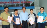 Becamex IDC bàn giao Giấy chứng nhận quyền sở hữu nhà ở xã hội