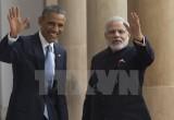 Lãnh đạo Ấn Độ-Mỹ tập trung thảo luận vấn đề hợp tác kinh tế